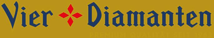 Vier Diamanten Retina Logo